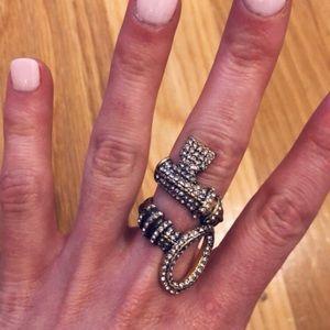 Lucky Brand Key Ring